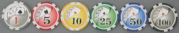 texas holdem chips werte