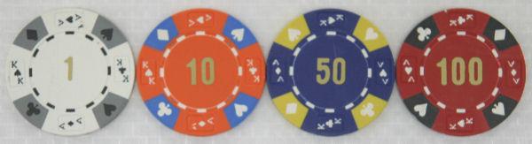 Poker Store Wien 5 Chips Keramik Laser Kunststoff