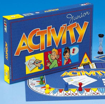 spiele activity