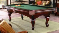 Bradford Brunswick Billiards Pool Table