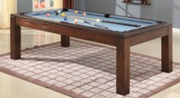 Billiards Pool-Dining Table Manhattan