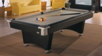 Brunswick Billiards - Black Wolf Billardtisch